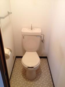 西区N様邸トイレ工事前2