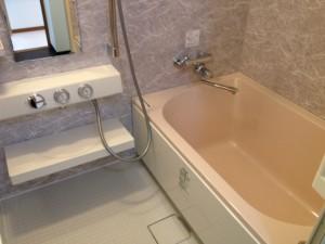 西区N様邸浴室工事後