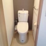 南区ELトイレ工事後